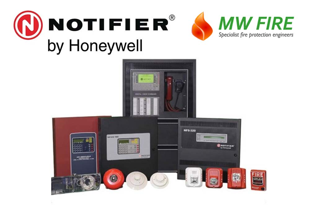 MW Fire with Notifier at the heart of any design